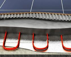 Двожильний нагрівальний кабель